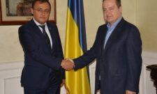 Ивица Дачић се састао са замеником министра иностраних послова Украјине