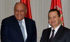 Dačić i Šukri: Značajni potencijali za unapređenje bilateralne saradnje između Srbije i Egipta