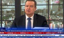 """Ivica Dačić gost u emisiji """"Novo Jutro"""" na TV Pink: Racionalno o Kosovu"""
