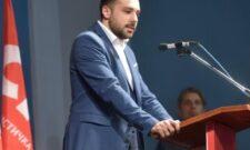 Честитка председника Социјалистичке омладине Србије, Угљеше Марковића, поводом Међународног дана студената