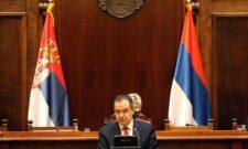 Дачић: Недавно формирана Парламентарна група пријатељства са Пољском