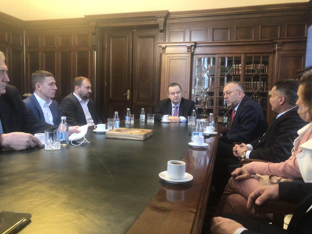 Дачић: Српска листа представља гарант очувања интереса српског народа на КиМ