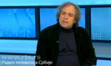 Гостовање Предрага Марковића на РТС: Ми смо губили државе и дизали се из пепела, али је светосавље увек трајало
