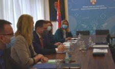 Ружић са покрајинским секретаром за високо образовање и научноистраживачку делатност о унапређењу сарадње