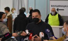 Бранко Ружић: Добар одзив просветних радника на вакцинацију