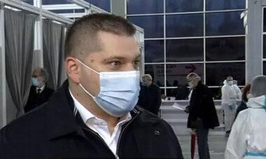 Никодијевић: Данас очекујемо рекордан број вакцинисаних грађана на Београдском сајму