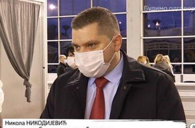Никодијевић: Отварамо нове пунктове за вакцинацију