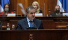 Дачић: Не постоје такви изборни услови који праве победнике
