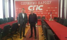 Владан Заграђанин примио је делегацију  Социјалистичке партије Републике Српске коју је предводио Срђан Тодоровић