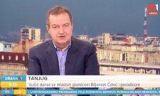 Гостовање Ивице Дачића на ТВ К1:Двоструки стандарди ЕУ,ставови Београда од почетка јасни