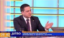 Гостовање Бранка Ружића на ТВ Првој: Средње школе до петка онлајн,одлука за даље биће донета