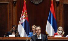 Дачић: Покренута процедура за промену Устава,седница 7.јуна