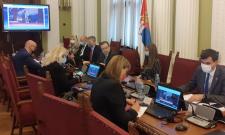 Стална делегација на челу са председником Народне скупштине Ивицом Дачићем започела је учешће на Пролећном заседању ПС СЕ