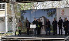 Ружић: У Крњачи постављен камен темељац за Дом ученика