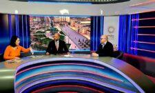 """Гостовање Вање Вукића у """"Прелиставању"""", емисији Добро јутро Београде ТВ Студио Б"""