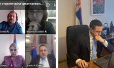 Бранко Ружић: Нова законска решења за унапређење квалитета високог образовања