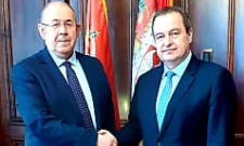 Сусрет Ивице Дачића и председника Скупштине АП Војводине Иштвана Пастора