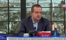 Гостовање Ивице Дачића на ТВ Пинк: Захтеви за повлачење КФОР и УНМИК са Косова и Метохије су више претња, него што су реални да се остваре