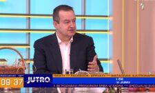 Гостовање Ивице Дачића на ТВ Прва: Наставак међустраначког дијалога после празника