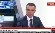 Ђорђе Милићевић: Медији да буду слободни