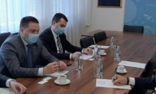 Ружић са шефом регионалног представништва ЕИБ за Западни Балкан о пројектима у образовању у науци