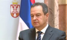 Сусрет Ивице Дачића и шефа Делегације ЕУ у Србији Сема Фабриција