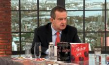 Гостовање Ивице Дачића на ТВ Пинк: Бомбастичне изјаве из Приштине нису ништа ново