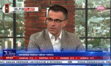 Гостовање Ђорђа Милићевића на ТВ Пинк: Ово друштво зна да препозна праве вредности, резултате и приоритете