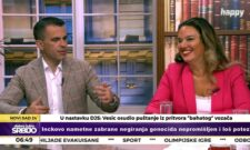 Ђорђе Милићевић био је гост на ТВ Хепи: Закон који забрањује негирање геноцида у БИХ је скандалозан