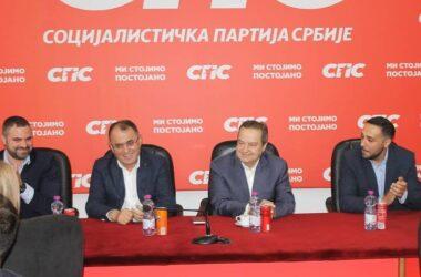 Одржана седница Извршног савета Социјалистичке омладине Србије