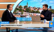 Гостовање Ивице Дачића на ТВ Курир: Ово је опозиција каква се пожелети може за једну владајућу странку